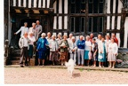 Visit to Filching Manor 18th June
